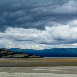 Kluane Lake, Yukon - Canada