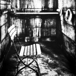un siège pour les morts
