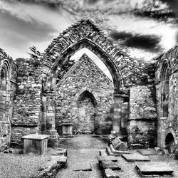 Kapel voor overleden priesters te Ierland