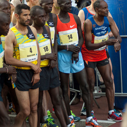 Start Halve Marathon Zwolle