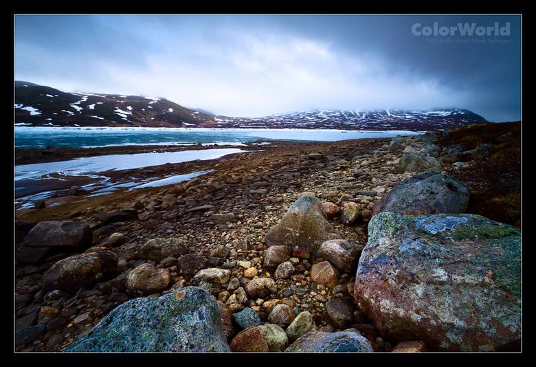 Cold - Hoogvlakte in Noorwegen. Erg mooi en nog lekker koud in juni.