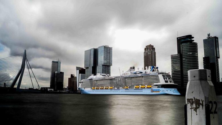 Ovation of the Seas - Ovation of the Seas <br /> Maidentrip: Southampton - Rotterdam