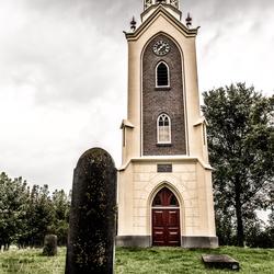 Toren van westerdijkshorn, parel in het Groninger landschap