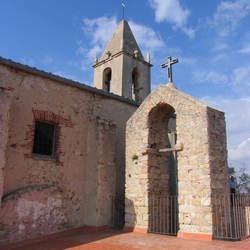 kerkje in Spanje