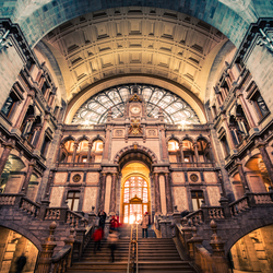 Station Centraal Antwerpen