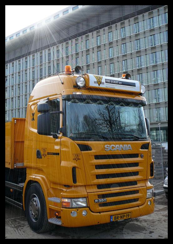 zomaar  'n Truck