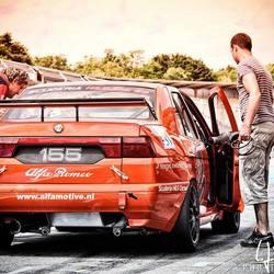 Alfa Romeo 155 - Scuderia H&S Corse