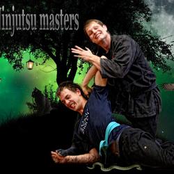 Ninjutsu master