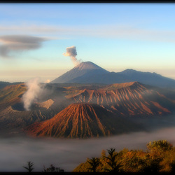 Mount Bromo Java Indonesië