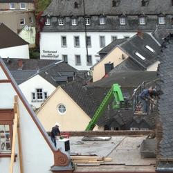 Slopen van het dak
