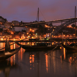 Dobberen op de Douro