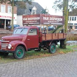 Houthandel truck
