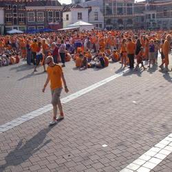 The lone Dutch man