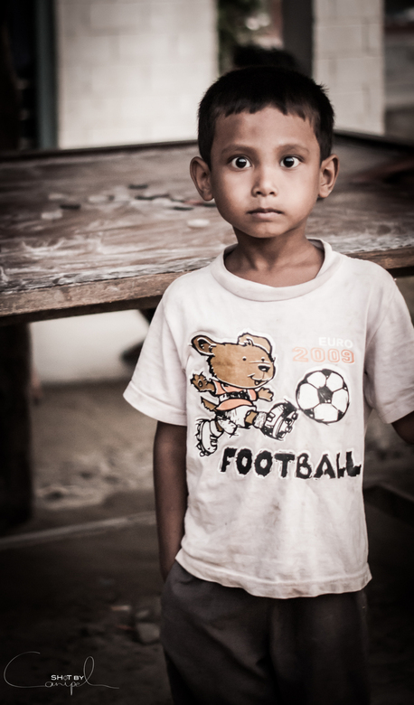 Football - Coole kerel in Nepal!