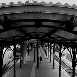 Station Groningen.