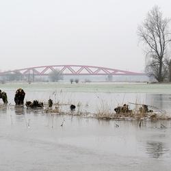 IJsselbrug bij Hattem