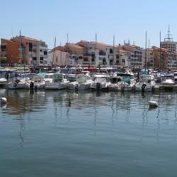Panorama haven Le Cap d'Agde