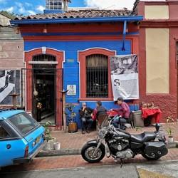 La Candelaria ..Bogota