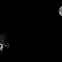 Zoontje + maan