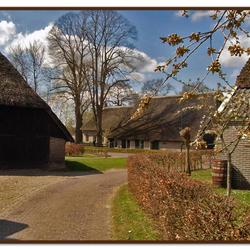 Lente in Drenthe...