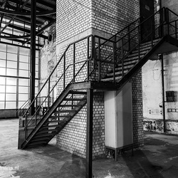 Trap Oude Suikerfabriek Groningen