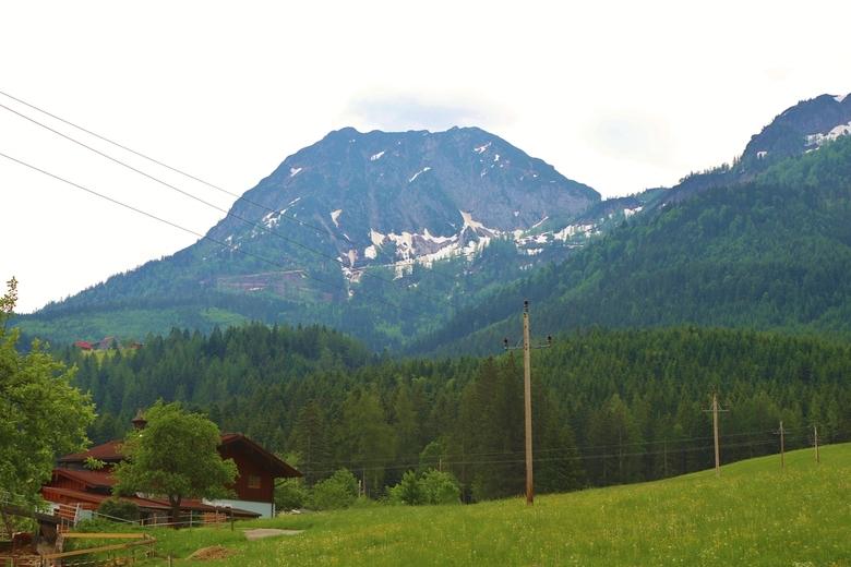 Abtenau - Wintersportgebied, ook mooi in de zomer. Abtenau, Oostenrijk
