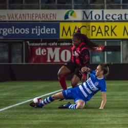 PEC Zwolle beker wedstrijd