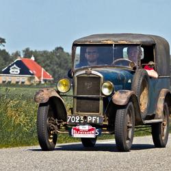 Peugeot 190 S Fourgonette 1930 (5819)