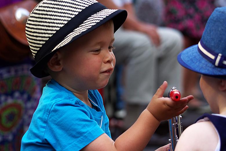 Will you play? - Opname tijdens het Breda Jazz Festival