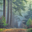 Een vrolijk bos