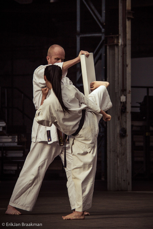 Zoom bootcamp - Karate skills