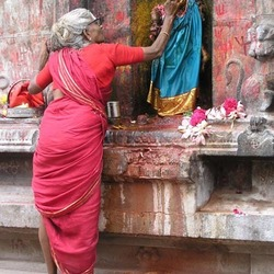 Hindoe vrouw
