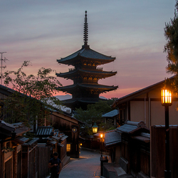 Kyoto, Yasaka no To