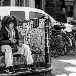 in de streets
