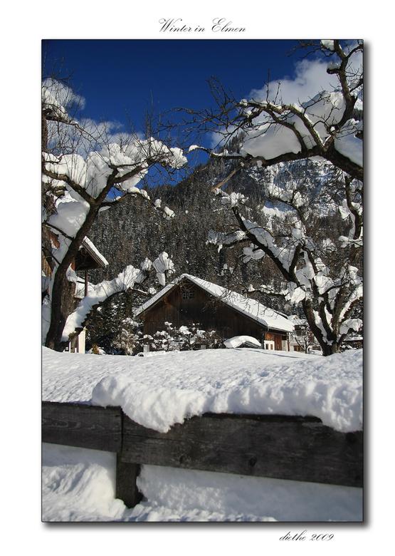 Winter in Elmen 8 -