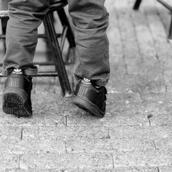 Op je tenen lopen
