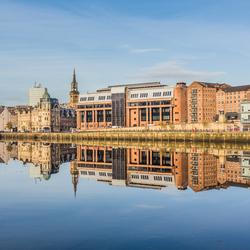 Newcastle weerspiegeling