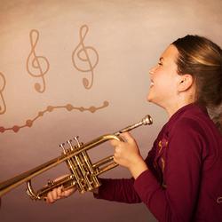 De trompetter