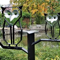 Kunst in het park