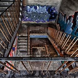 SA nr 4 trappenhuis