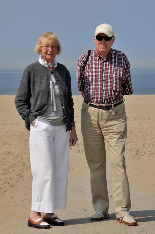 Ouders - Omdat mijn beide ouders er helaas niet meer zijn wilde ik hun graag eren met deze mooie foto van hun samen.