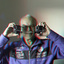 selfie GoPro stereo-set 3D