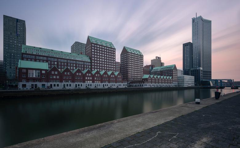 Spoorweghaven Rotterdam -