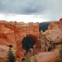 bryce canyon, de natural bridge