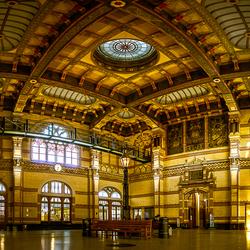Stationshal Groningen C.S.