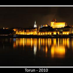 Panorama Torun 2010
