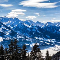 Bergen bij Zell am See Oostenrijk