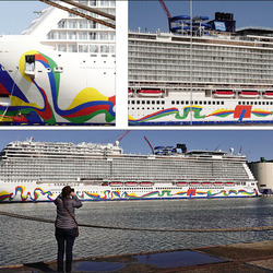 mee met een cruise op dit schip??