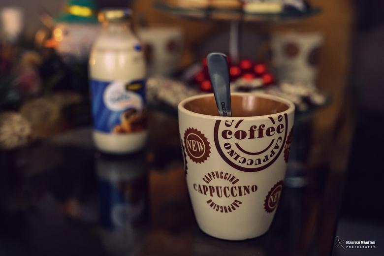 Een kopje koffie..... - Een kopje koffie.....