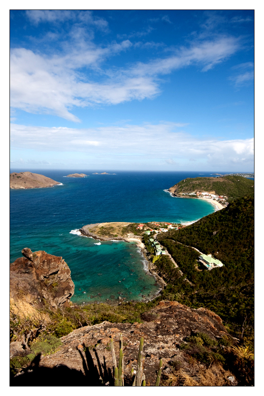 Saint Barthelemy - Colombier Saint Barthelemy